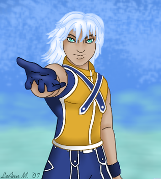 Riku by ForeverRogue