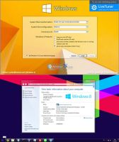 Windows 8 Transformation Pack 8.1 by windowsx