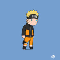 Naruto Uzumaki by TheFutureFoundation