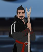 The Banner Saga: OtBP - AJSA Joe by EternalAnomaly