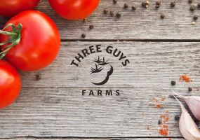 Three Guys Farms by samadarag