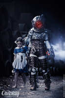 Bioshock by Calendario-Cosplay