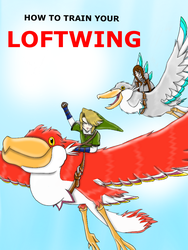 How to Train Your Loftwing by GeorgiaTheBudgie24