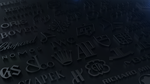 3D Watches Logo Wallpaper by Silver-Fate