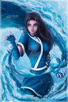 Katara - Avatar: The Last Airbender by lightstore