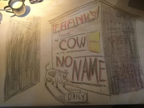 The Cow with No Name by What-the-Gaff
