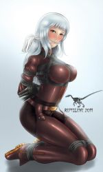 A little tight v2 by reptileye