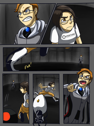 Portal: Cooldown Hug Pg 1 by forte-girl7