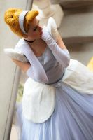 Cinderella at ball by LadyGiselle