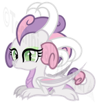 Sweetie Dragon by TechnicallyLegal