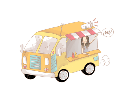 Foodtruck by kaze9th