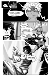 Luma: Chapter 1 page 23 by ColorfullyMonotone