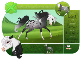 CW | Lilith | Bachelor Herd | Lady Brood by queerly