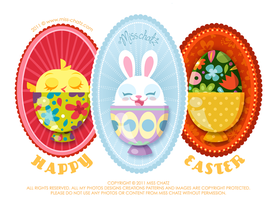 Happy Easter from Miss ChatZ by MissChatZ
