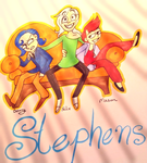 Stephens Brothers by BIueTay