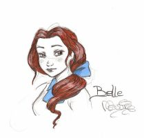 Belle by MarineElphie