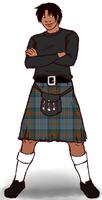 Tartan Day Is On April 6th! by anotakuami