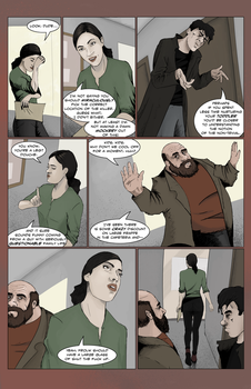 The Frolic #1, page 17 by sapromind