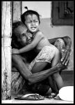 people in poverty by dhuo