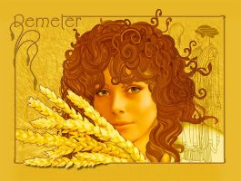 Demeter by iizzard