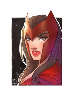 Scarlet Witch by Future-Infinity