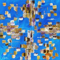 Untitled (blue #3) by wlkr