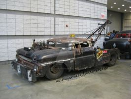 Rat Rod Tow Truck by RedlineGearhead