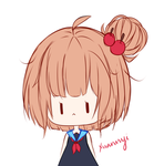 Tiny Blob by Yeurei