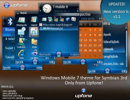 Windows Mobile 7 theme by brthtms