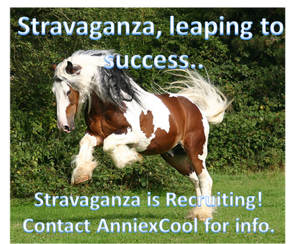 Stravaganza is Recruiting 2 by millisiana
