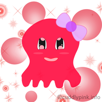 Pinky Octopus by cudlygirl03