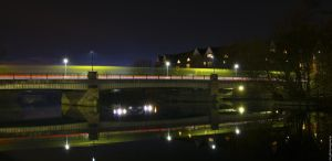 Bedford by Night (2) by Mincingyoda