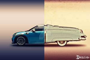 New old car by daniacdesign