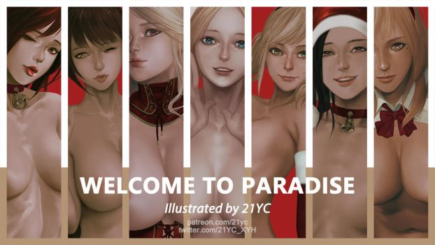 Welcome to Paradise 00 by 21YC