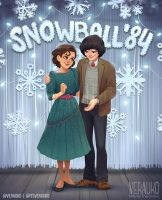 Snowball of 1984 by verauko