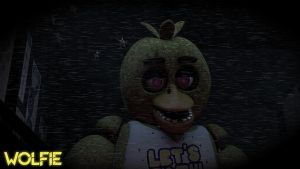 [SFM-FNAF] Chica is watching. by FWolfie