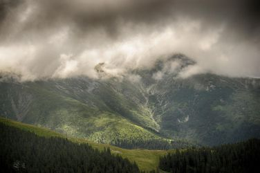 the clouds are coming by Lk-Photography