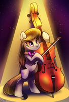 A solo cello by RenoKim