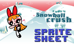 Snowball Crush Sprite Sheet - Link in description by RyanSilberman