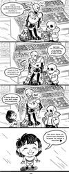 Average Shopping Trip by C-Puff