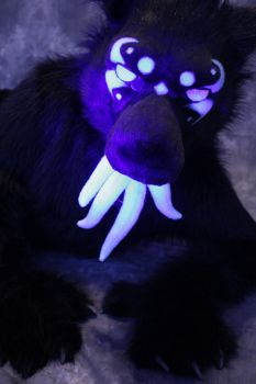 UV Markings by FarukuCostumes