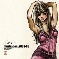 illustration 2009-03 by xion-cc