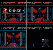 Castlevania: Symphony of the Night - NES Edition 1 by Kradakor