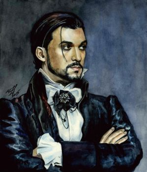 Salieri (Florent Mothe) by KseniaParetsky