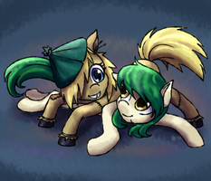 Poni pile by 7-Nights