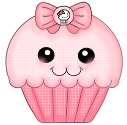Kawaii Girly Cuppycake by wickedpoison