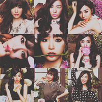 Tiffany Hwang - SNSD by mayradias