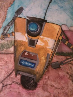 claptrap by silent-mage