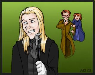Gryffindor Heckling 3 by laerry