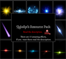 [Resources#1]Resource Pack by Lukalipt
